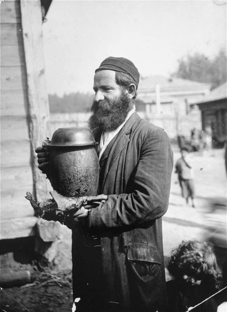 Az askenáz zsidók mindig is szerették a sóletet